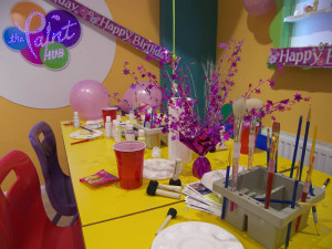 Fun birthday parties, for girls, boys or adults!