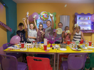 Birthday Parties in Devon