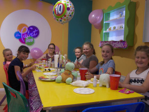 Birthday fun for all ages