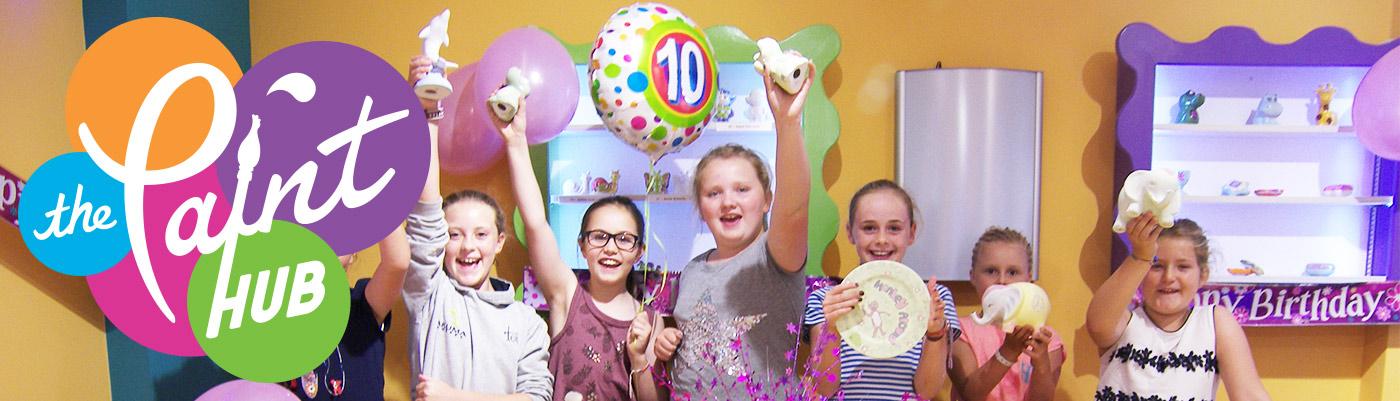 We do Birthday Parties too!