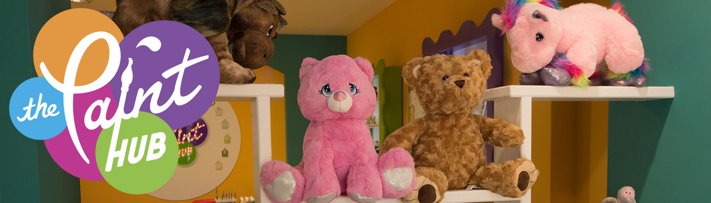 NEW! Come and Build a Bear!